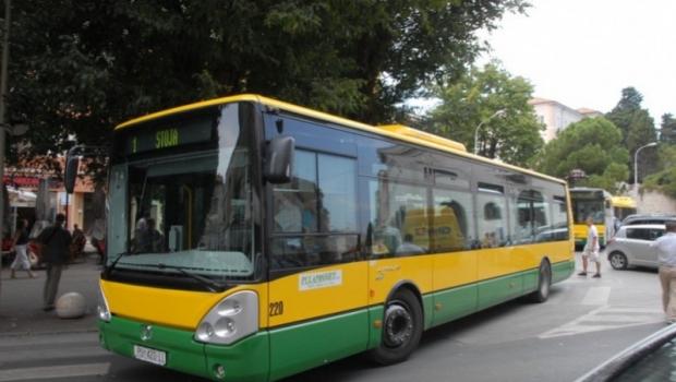 Promjena trase linija Pulaprometa-94588
