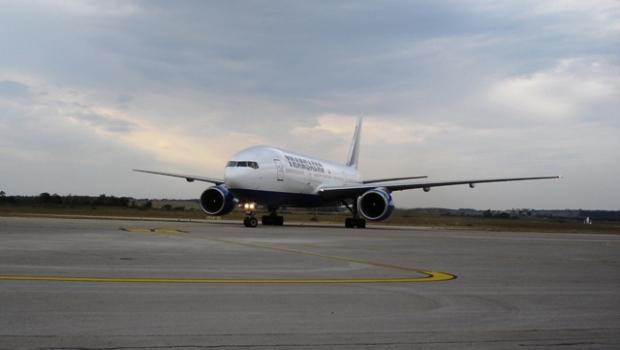 """U Zračnoj luci Pula 19.siječnja trenažno letenje """"Helvetic Airwaysa""""-84814"""