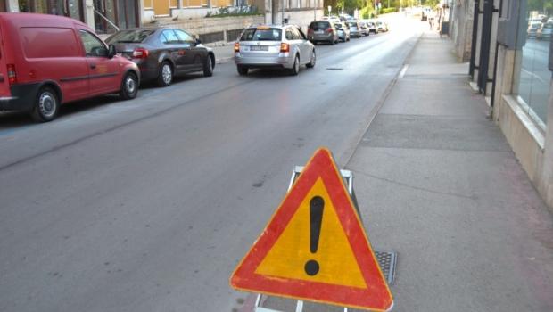 Radovi na javnoj gradskoj kanalizaciji u Istarskoj ulici-87779