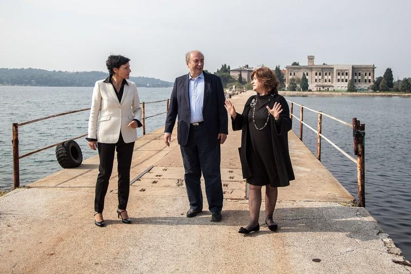 Projekt Sveta Katarina Monumenti Ide Dalje Regional Express