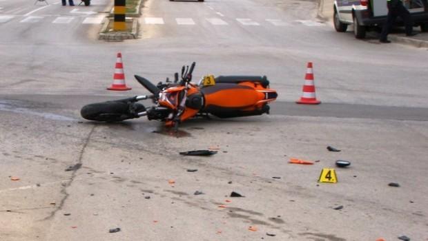 U Puli teže ozlijeđen vozač motocikla-88634
