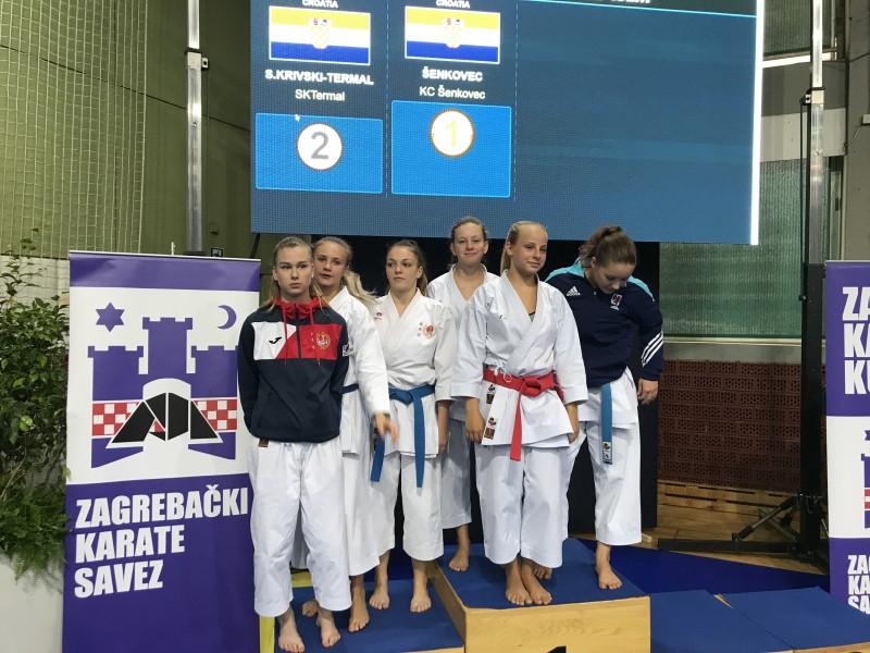 Porecani Na 7 Zagreb Karate Cup U Regional Express Online