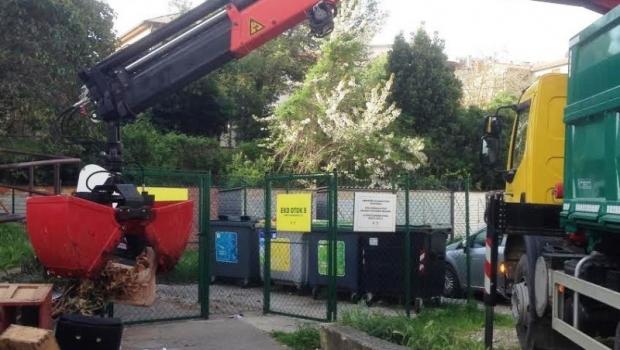 Danas prikupljanje zelenog i krupnog otpada po Puli-101033
