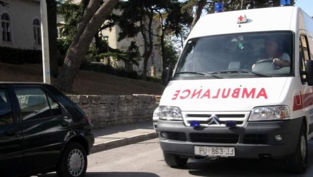 Pula: Mladić teško ozlijeđen na skeli-75396