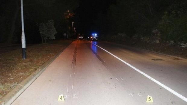 Automobilom izletio sa ceste Baderna-Pazin-63613